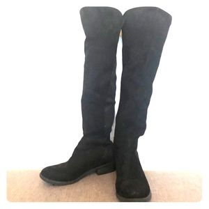 Shoes - 2 for $40 Black over the knee Boots